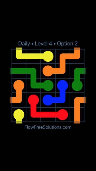 Solution and Answer to the Puzzle for Warps Date Friday, March 15, 2019 Level 4