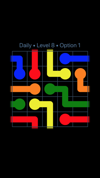 Solution and Answer to the Puzzle for Warps Date Friday, April 13, 2018 Level 8
