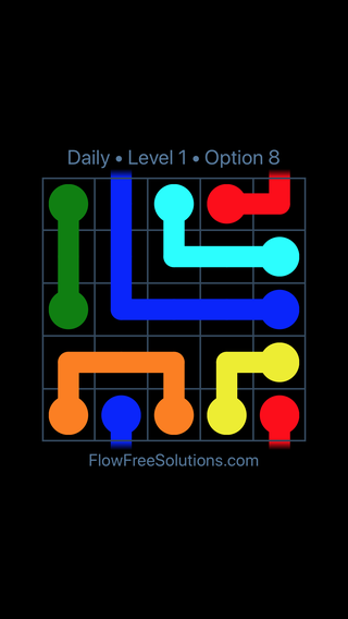 Solution and Answer to the Puzzle for Warps Date Saturday, March 16, 2019 Level 1