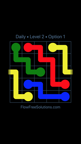 Solution and Answer to the Puzzle for Warps Date Saturday, March 16, 2019 Level 2