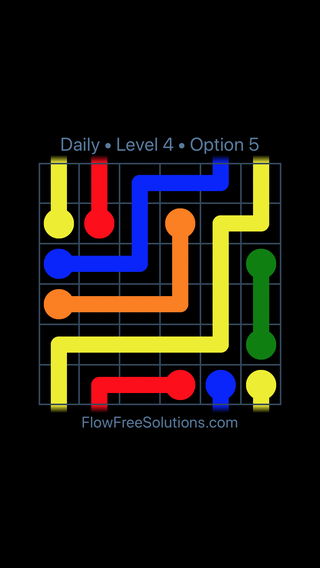 Solution and Answer to the Puzzle for Warps Date Saturday, April 14, 2018 Level 4