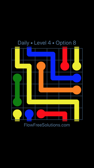 Solution and Answer to the Puzzle for Warps Date Saturday, July 7, 2018 Level 4