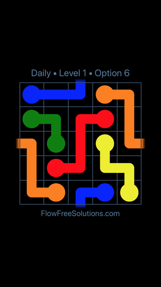Solution and Answer to the Puzzle for Warps Date Monday, July 9, 2018 Level 1