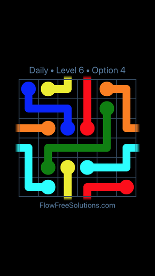 Solution and Answer to the Puzzle for Warps Date Monday, July 9, 2018 Level 6
