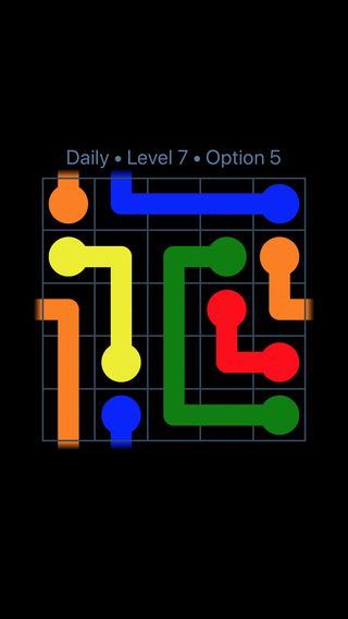 Solution and Answer to the Puzzle for Warps Date Monday, April 16, 2018 Level 7