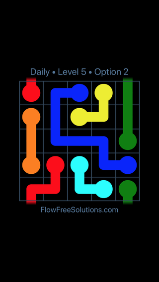 Solution and Answer to the Puzzle for Warps Date Thursday, July 12, 2018 Level 5