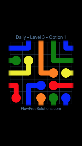 Solution and Answer to the Puzzle for Warps Date Tuesday, October 13, 2020 Level 3