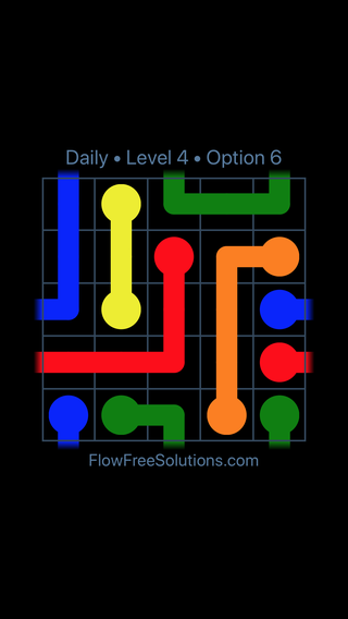 Solution and Answer to the Puzzle for Warps Date Tuesday, January 9, 2018 Level 4