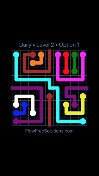 Solution and Answer to the Puzzle for Warps Date Saturday, September 7, 2019 Level 2