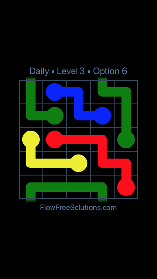 Solution and Answer to the Puzzle for Warps Date Monday, October 8, 2018 Level 3