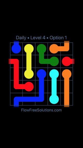 Solution and Answer to the Puzzle for Warps Date Wednesday, October 10, 2018 Level 4