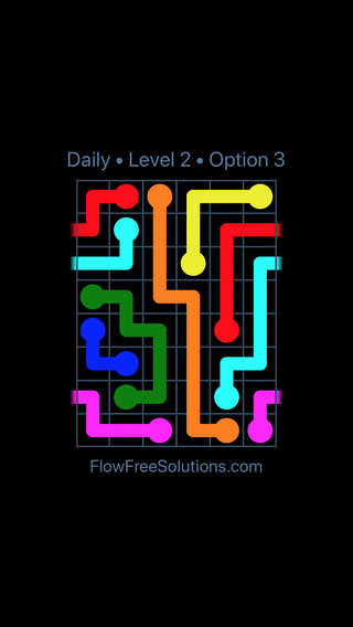 Solution and Answer to the Puzzle for Warps Date Friday, October 12, 2018 Level 2