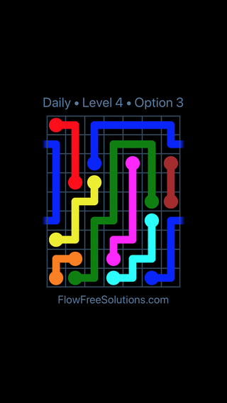 Solution and Answer to the Puzzle for Warps Date Friday, May 22, 2020 Level 4
