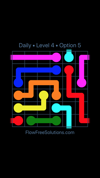 Solution and Answer to the Puzzle for Warps Date Sunday, November 12, 2017 Level 4