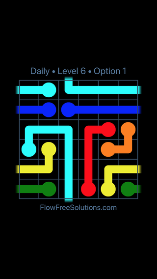 Solution and Answer to the Puzzle for Warps Date Sunday, November 12, 2017 Level 6
