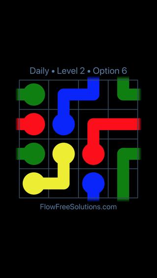 Solution and Answer to the Puzzle for Warps Date Tuesday, January 8, 2019 Level 2