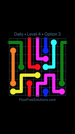 Solution and Answer to the Puzzle for Warps Date Friday, January 11, 2019 Level 4