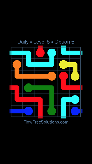 Solution and Answer to the Puzzle for Warps Date Friday, January 11, 2019 Level 5