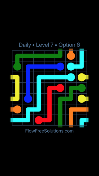 Solution and Answer to the Puzzle for Warps Date Saturday, January 12, 2019 Level 7