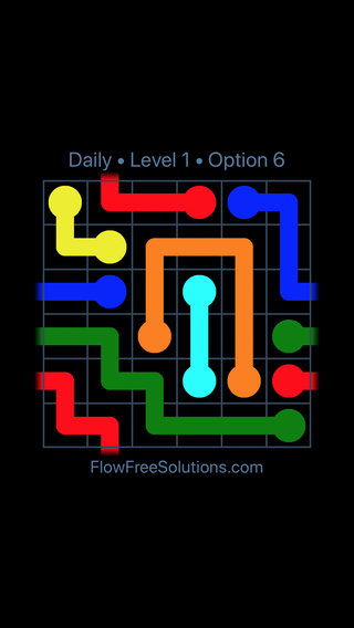 Solution and Answer to the Puzzle for Warps Date Sunday, January 13, 2019 Level 1