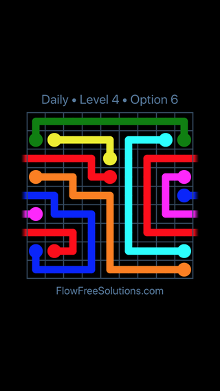 Solution and Answer to the Puzzle for Warps Date Monday, February 12, 2018 Level 4