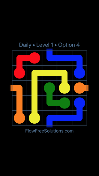 Solution and Answer to the Puzzle for Warps Date Wednesday, February 14, 2018 Level 1