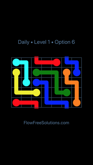 Solution and Answer to the Puzzle for Warps Date Thursday, January 11, 2018 Level 1