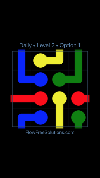 Solution and Answer to the Puzzle for Warps Date Friday, May 11, 2018 Level 2