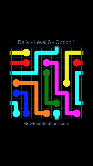 Solution and Answer to the Puzzle for Warps Date Friday, May 11, 2018 Level 6