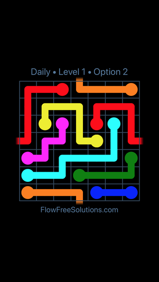Solution and Answer to the Puzzle for Warps Date Saturday, May 12, 2018 Level 1