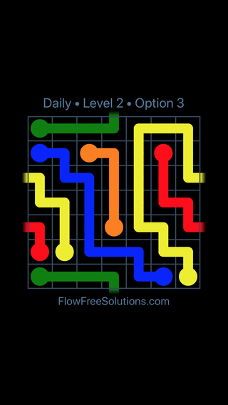 Solution and Answer to the Puzzle for Warps Date Saturday, May 12, 2018 Level 2