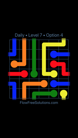 Solution and Answer to the Puzzle for Warps Date Saturday, May 12, 2018 Level 7