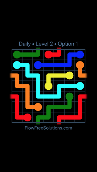 Solution and Answer to the Puzzle for Warps Date Sunday, May 13, 2018 Level 2