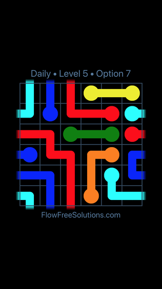 Solution and Answer to the Puzzle for Warps Date Sunday, May 13, 2018 Level 5