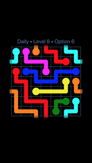 Solution and Answer to the Puzzle for Warps Date Sunday, May 13, 2018 Level 8