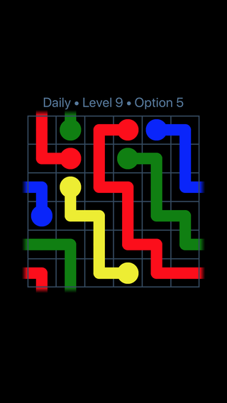 Solution and Answer to the Puzzle for Warps Date Sunday, May 13, 2018 Level 9