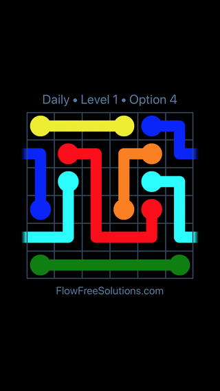 Solution and Answer to the Puzzle for Warps Date Monday, August 6, 2018 Level 1
