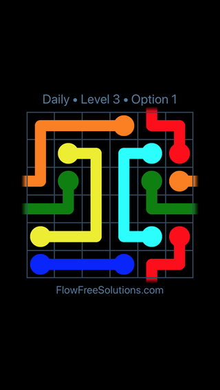 Solution and Answer to the Puzzle for Warps Date Monday, May 14, 2018 Level 3