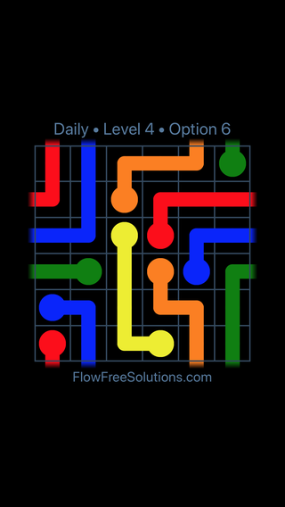 Solution and Answer to the Puzzle for Warps Date Monday, May 14, 2018 Level 4