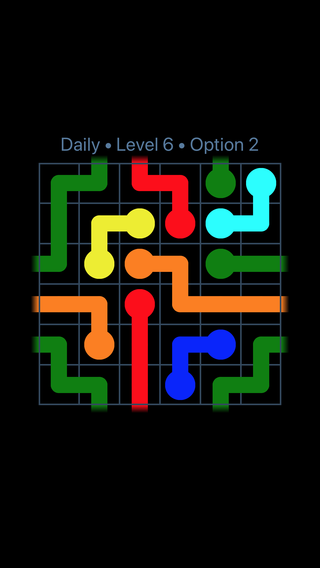 Solution and Answer to the Puzzle for Warps Date Monday, May 14, 2018 Level 6