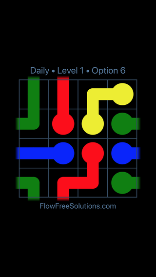 Solution and Answer to the Puzzle for Warps Date Thursday, April 18, 2019 Level 1
