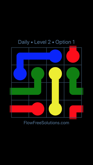 Solution and Answer to the Puzzle for Warps Date Thursday, May 17, 2018 Level 2