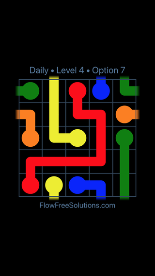 Solution and Answer to the Puzzle for Warps Date Thursday, May 17, 2018 Level 4