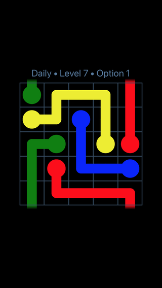 Solution and Answer to the Puzzle for Warps Date Thursday, May 17, 2018 Level 7