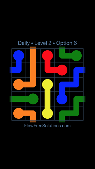Solution and Answer to the Puzzle for Warps Date Friday, August 10, 2018 Level 2