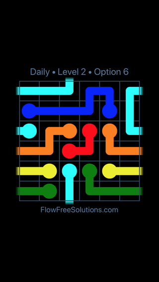 Solution and Answer to the Puzzle for Warps Date Monday, November 5, 2018 Level 2