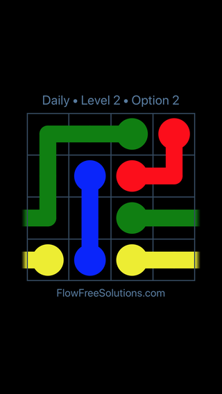 Solution and Answer to the Puzzle for Warps Date Friday, December 8, 2017 Level 2