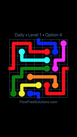 Solution and Answer to the Puzzle for Warps Date Saturday, November 10, 2018 Level 1