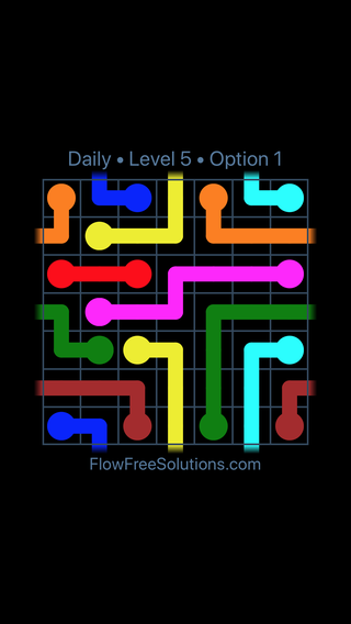 Solution and Answer to the Puzzle for Warps Date Saturday, November 10, 2018 Level 5