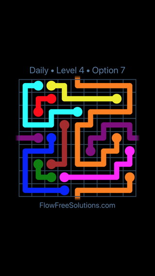 Solution and Answer to the Puzzle for Warps Date Saturday, October 17, 2020 Level 4